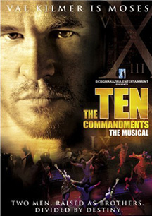 Ten Commandments, The Musical